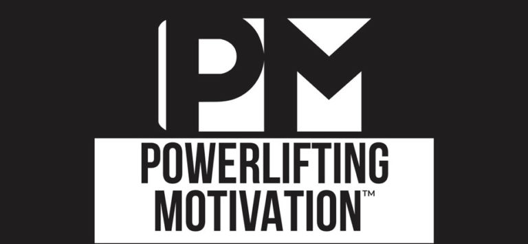 New Sponsor! Powerlifting Motivation