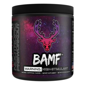 BAMF Preworkout by Bucked Up
