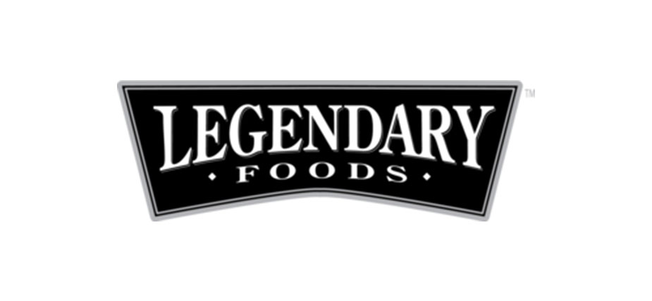 New Sponsor Legendary Foods